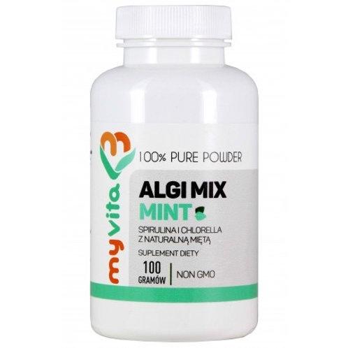 Algi mix mint 100g