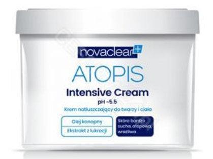 Intensive Cream. Krem natłuszczający do twarzy i ciała. 500ml
