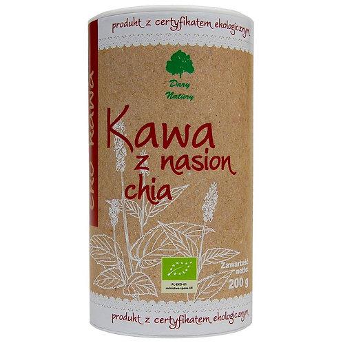 Kawa z nasion chia (tuba) BIO 200g DARY NATURY
