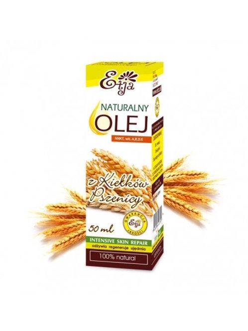 Olej z kiełków pszenicy 50ml