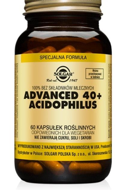 SOLGAR Advanced 40+ Acidophilus 60 Kaps