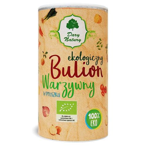 Bulion warzywny w proszku BIO 200g DARY NATURY