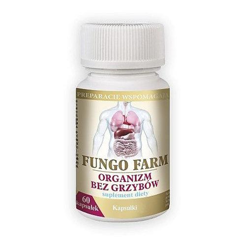 Fungo Farm kapsułki 60kaps. (organizm bez grzybów) INVENT FARM