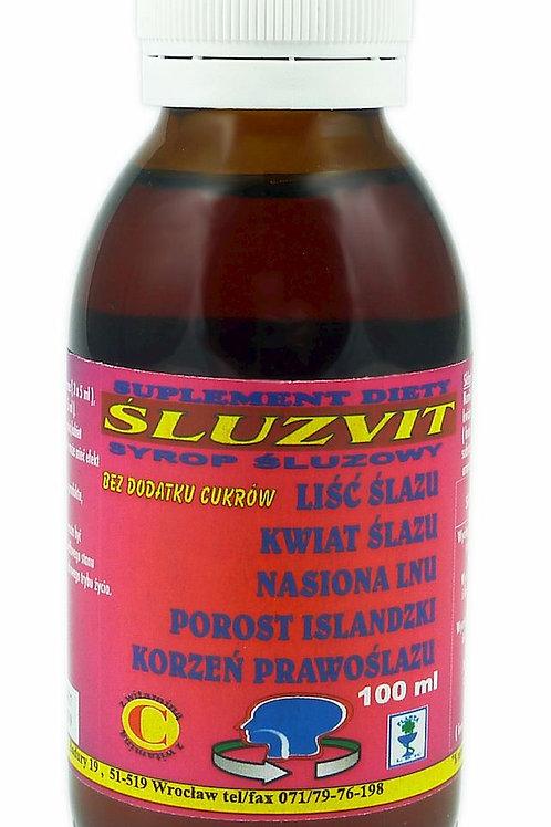 Syrop Śluzvit bez cukru 100ml PLANTA-LEK