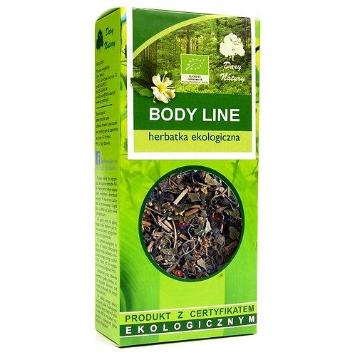 Body Line Herbatka 50g