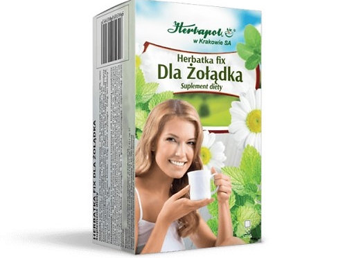 Fix Dla Żołądka Herbatka 20x2g