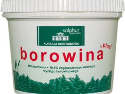 Borowina PLUS 1kg. SULPHUR