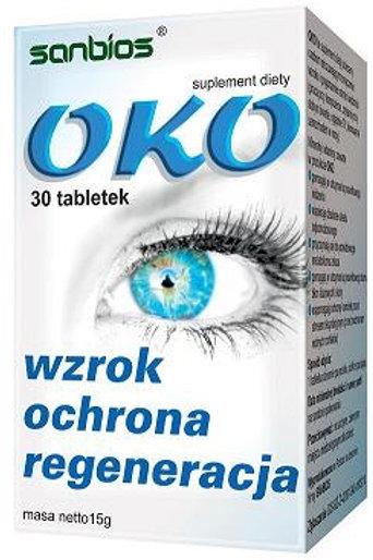OKO 30 tabletek 500mg