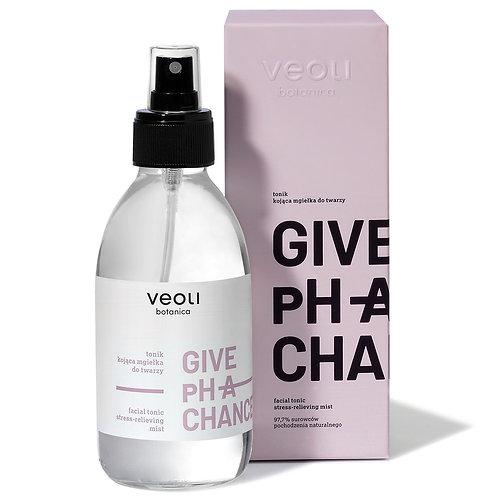 Tonik – kojąca mgiełka do twarzy GIVE pH A CHANCE Veoli