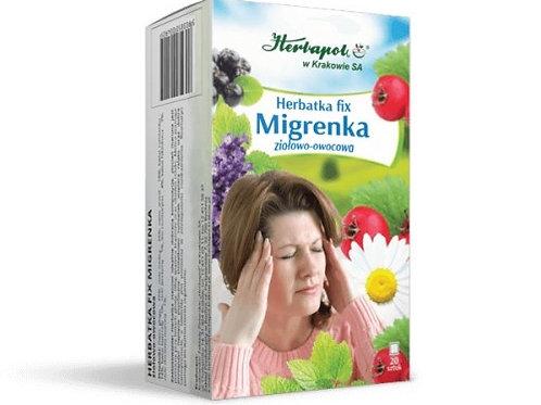 Fix Migrenka Herbatka 20x2g