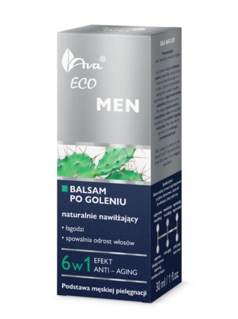 Ava Men Balsam po goleniu 50ml