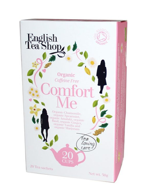 "Ziołowa Herbata Harmonizująca ,,Comfort Me""- English Tea Shop"