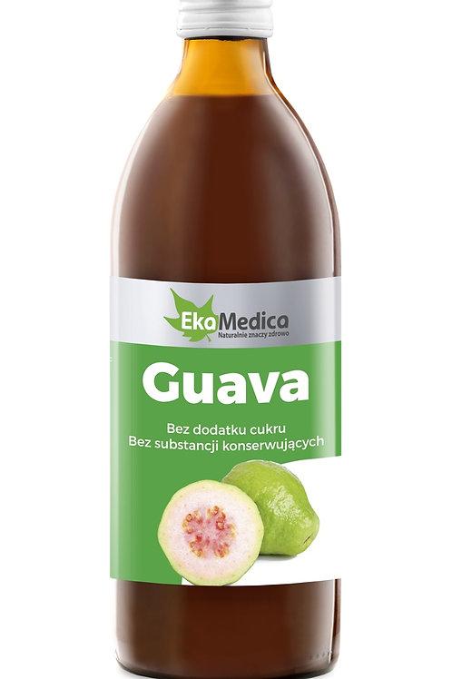 Sok 100% Guava 500 ml.