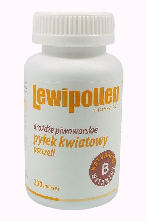 Lewipollen + pyłek kwiatowy 200tabl. CENTURIA