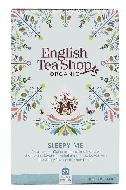"Ziołowa Herbata na Sen ""Sleepy Me"" - English Tea Shop"