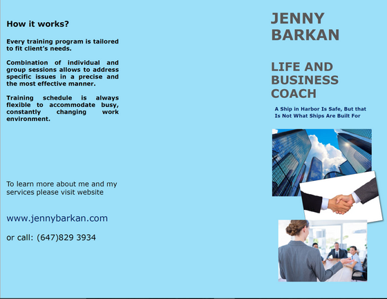 Life Coaching for Business