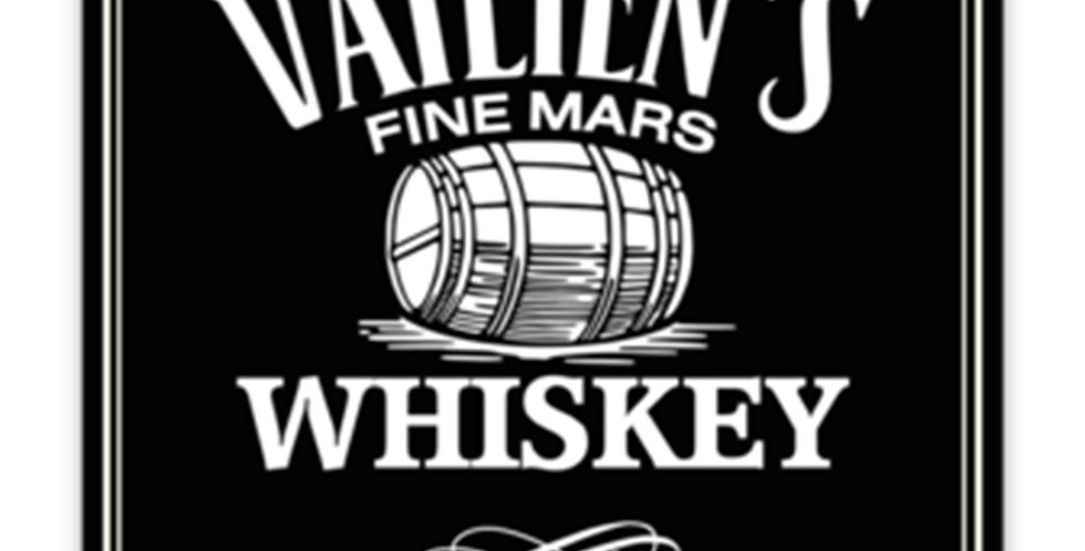 Mars Whiskey Sticker