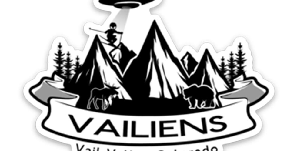 The Valley Sticker