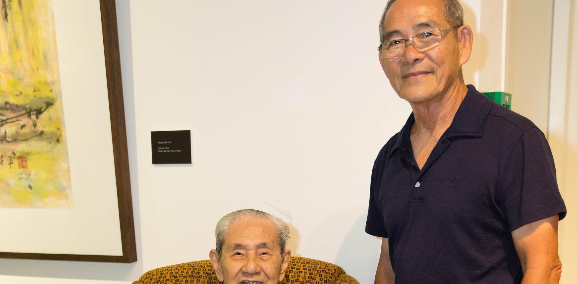 Mr. Lim Tze Peng and Mr. Peh Eng Seng
