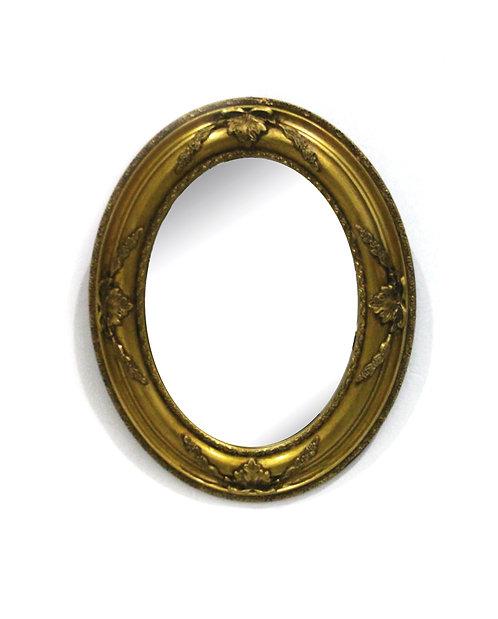 Vintage Gold Frame Mirror