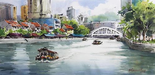 Boat Quay Panaroma