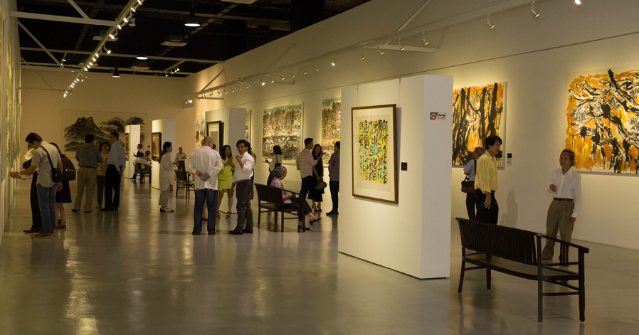 ArtSafe 3rd Floor Exhibition Hall