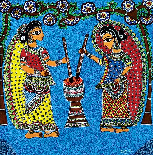 Sakhi-Bahinba
