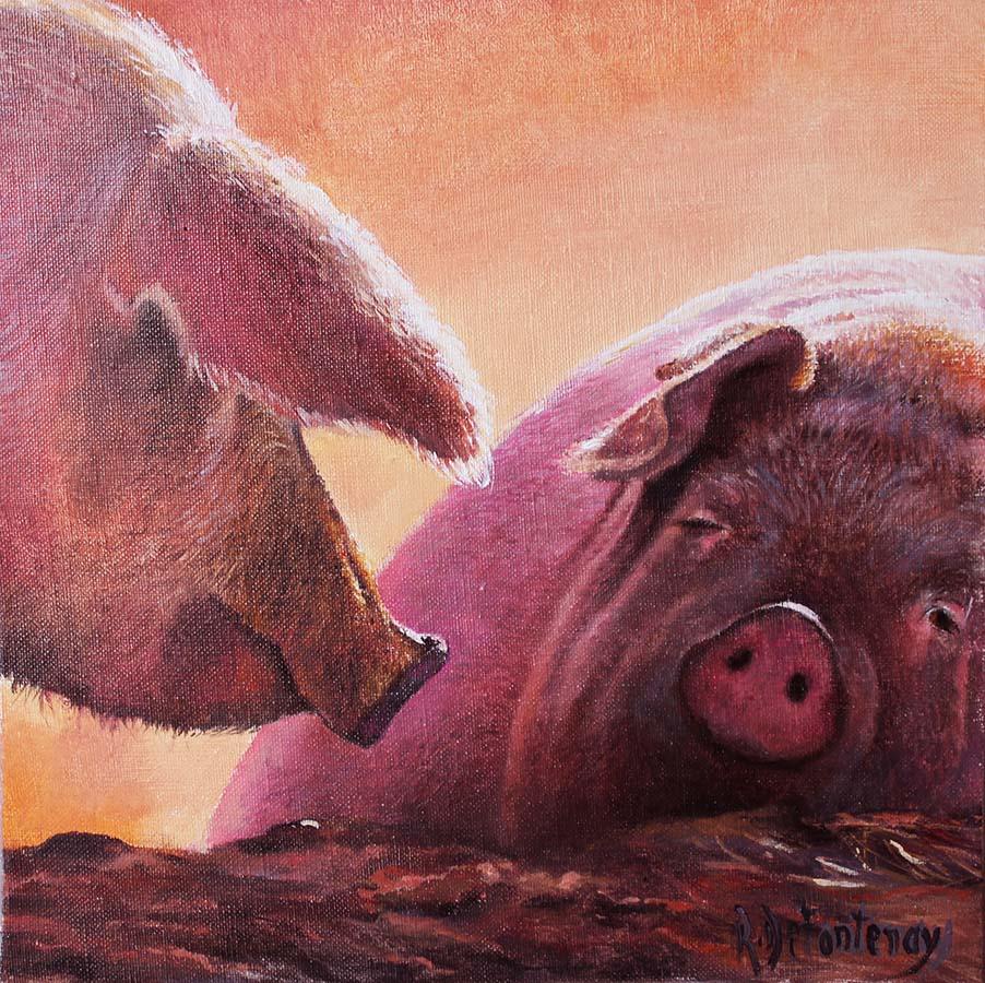 Pig live