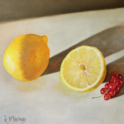 Groseille et citron