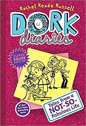 Dork Diaries- Tales from a Not-So-Fabulous Life
