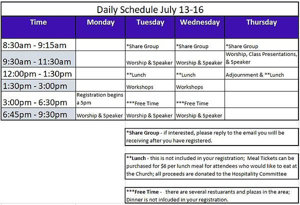 Daily Schedule 2020 Conference revised.J