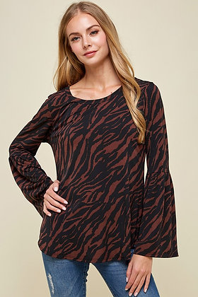 Tiger Stripe Shirt