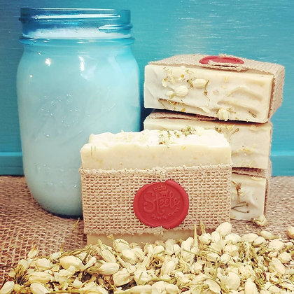 Jasmine Goatmilk Soap