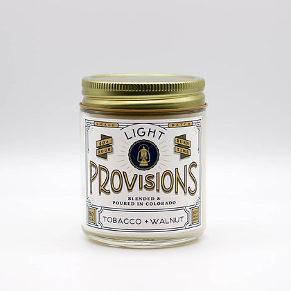 Provisions Candles