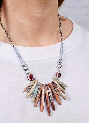 Marmie Stone Necklace
