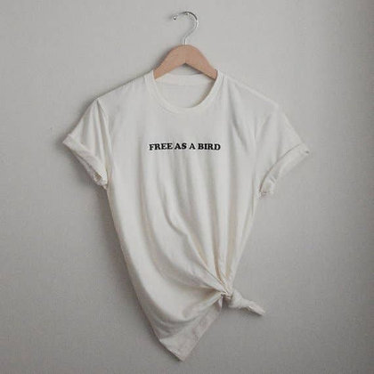 (S)Frees as a Bird tee