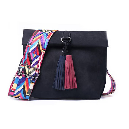 Hendrix Colored Crossbody Bag