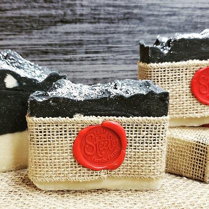 Magnesium Coal Goatmilk Soap