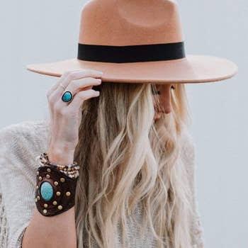 Duke Wide Brim Hat