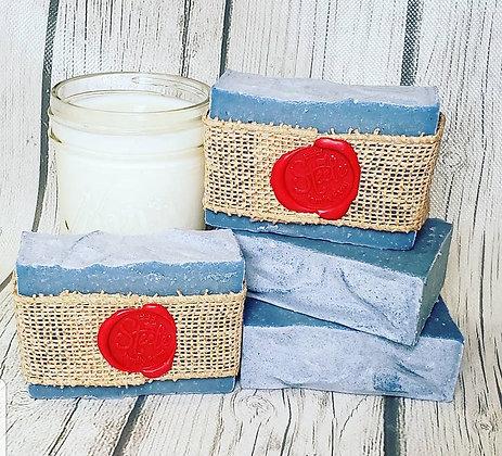 Billy Goat Blue Moon Goatmilk Soap