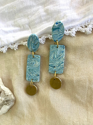 Partly Cloudy Earrings