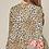 Thumbnail: Leo Embroidered Boho Top