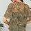 Thumbnail: Ruffle Sleeve Surplice Top