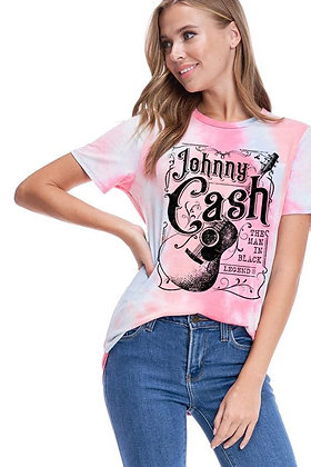 Johnny Cash Tyedye