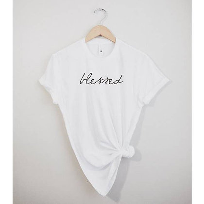 (S) Blessed Tee