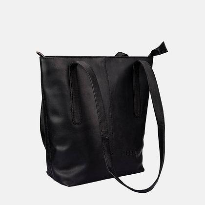 Leather Shoulder Bag Small