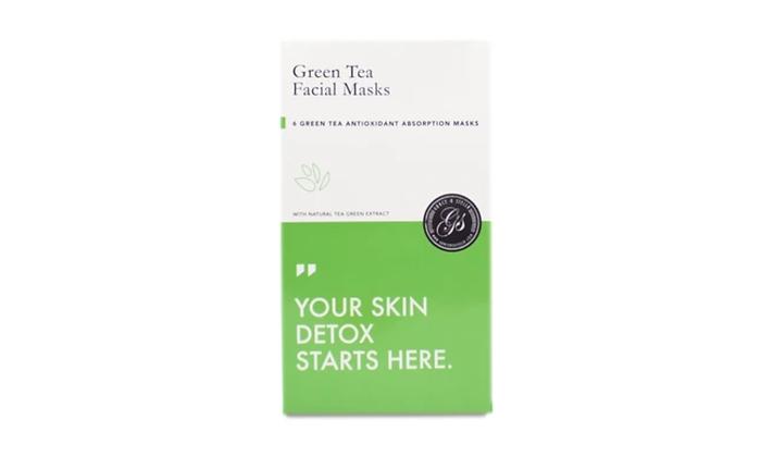 Green Tea Facial Masks