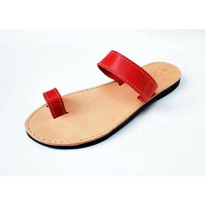 Cypress Red Sandal