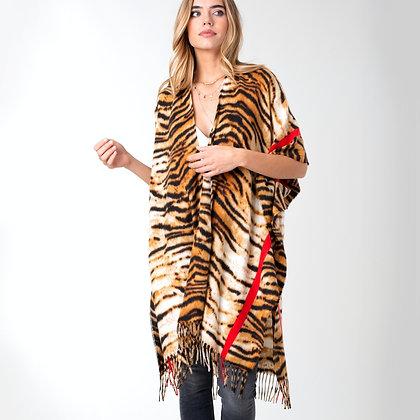Tiger Stripe Kimono