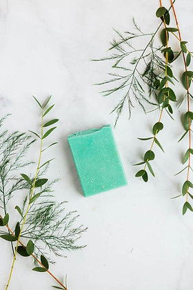Spearmint & Lemongrass Body Bar